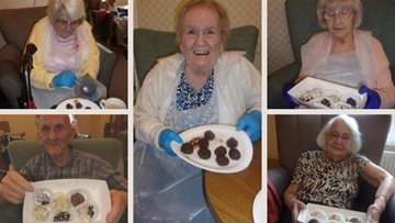 Grimsby care home turns into terrific truffle factory