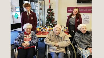 The Beeches gives back to the community this Christmas