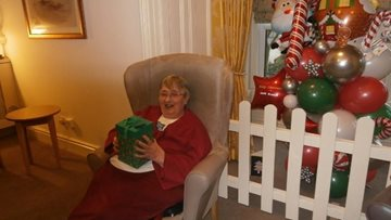 Penrith care home receive lovely community gifts thanks to one young man