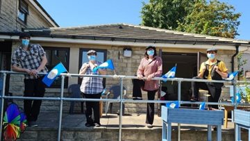Sheffield care home celebrate Yorkshire Day