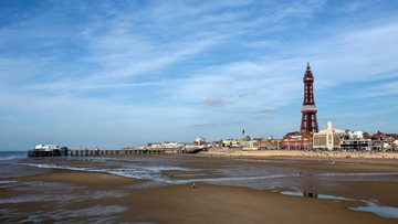 Pendleton Court brightens up Residents' night at Blackpool Illuminations