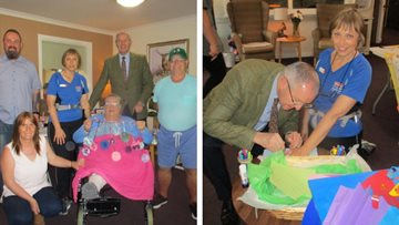 Inverness care home celebrates Care Home Open Day