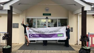 Cornwall Care Home Enjoys Success in CQC Report