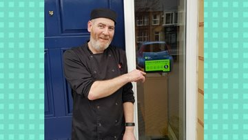 Springfield House Receives 5 Star Food Hygiene Rating