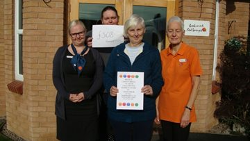 Penrith care home hosts charity bingo evening