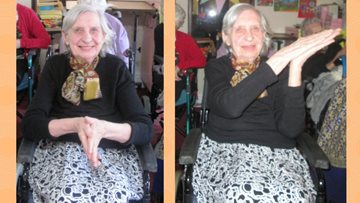 Callands Residents enjoy International Happiness Day