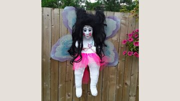 Newton Aycliffe care home takes part in community scarecrow competition