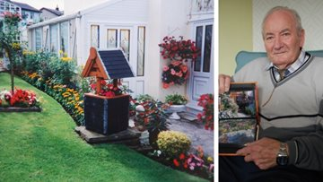 Green-fingered Resident reminisces award-winning garden at The Daffodils