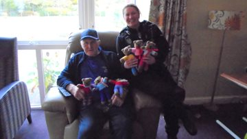 Trauma Teddies bring comfort to the local community