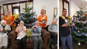 Basildon care home awarded for intergenerational initiative