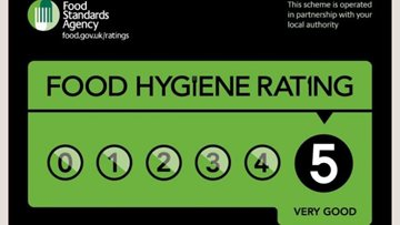 Berry Hill Park receives top marks for food hygiene