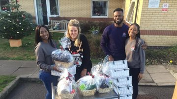 Dartford care home Residents receive generous Christmas donation