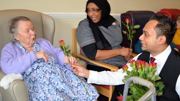International Women's Day celebrated at Aston House