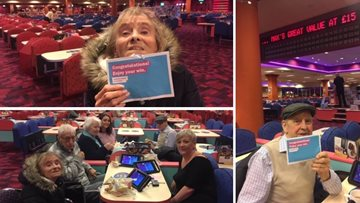 Avalon Park has a ball as Residents are crowned Bingo winners