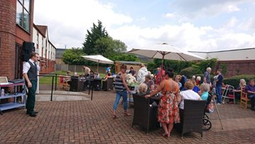 Fundraising success as Bolton care home hosts annual summer fair