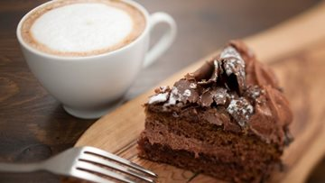 Coffee and cake afternoon at Portree care home