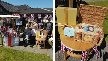 Whittlesey care home receives a special delivery from HRH The Prince of Wales