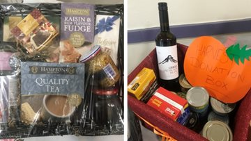 Ilkeston care home supports local community with generous Harvest Festival donation