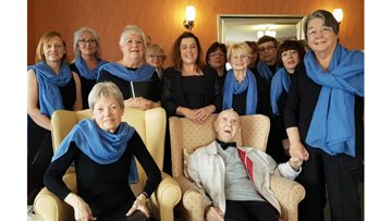 Wishes do come true at Redcar care home