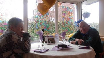 Residents celebrate 50th anniversary at Barton Brook
