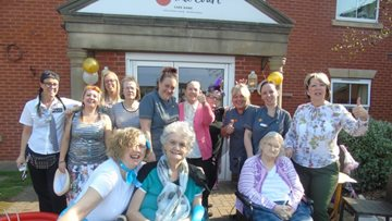 Wednesbury care home hosts open day