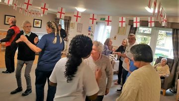 Ringway Mews enjoy a fun filled Care Home Open Day