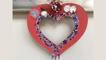 Love is in the air at Thamesfield care home