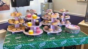 Windsor Court raise money for Macmillan