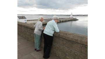 Residents take a reminiscent trip to the Fish Sands in Old Hartlepool